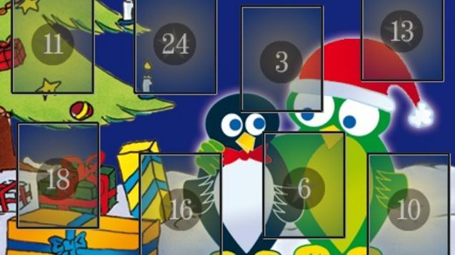 24 Überraschungen im Adventskalender bei Schulbuchzentrum ...